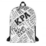 Backpack – KPA Quotes