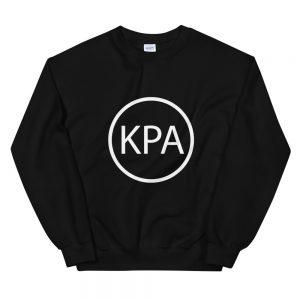 Unisex Sweatshirt – Circle KPA Logo