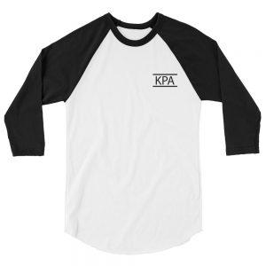 Vintage Baseball Shirt – KPA Logo