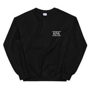 Unisex Sweatshirt – KPA Logo W/ Dance With All Your Might