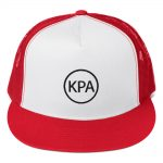 Trucker Cap – Circle KPA Logo
