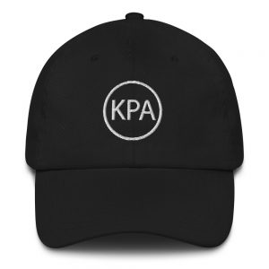 Baseball Hat – Circle KPA Logo