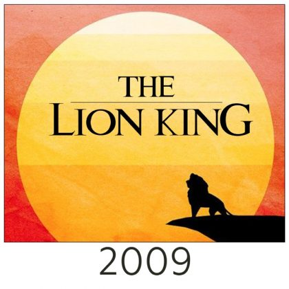 Production Lion King 2009