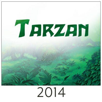 Production Tarzan 2014